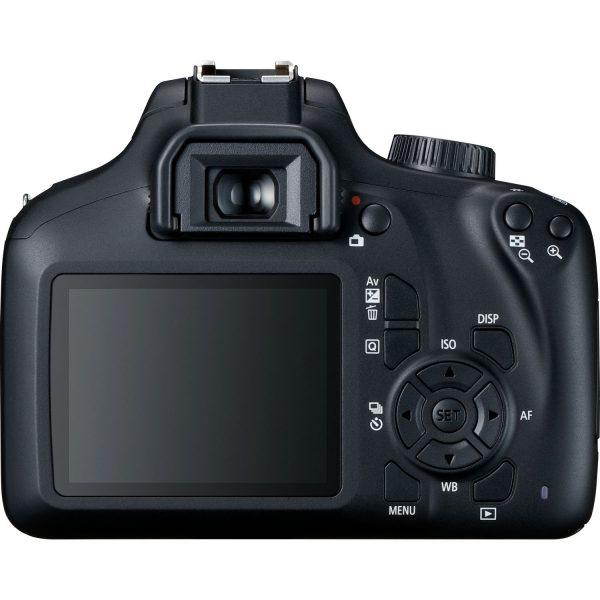 A Photo Canon EOS 4000D (Black) 18-55 DC (18 Mega pixel)