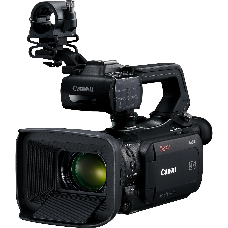 Caméscope Canon XA55