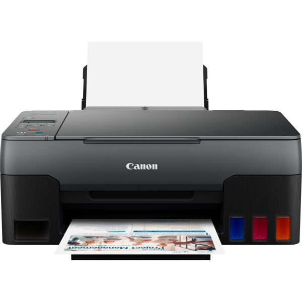 Multifonction jet d'encre Canon Pixma G2420 (équivalent EU g2520) (compatible Win et Mac)
