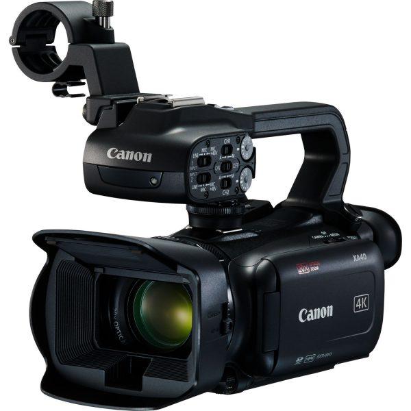 Caméra Pro vidéo Canon XA40 (Vidéo 4k)