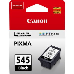 Cartouche d'encre noire Canon PG-545